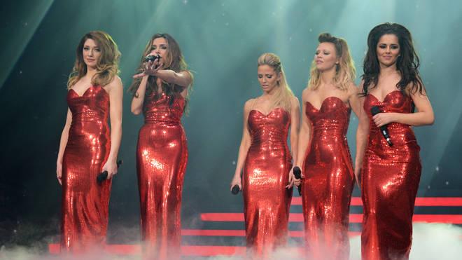 Girls Aloud Ten - The Hits Tour in 2013