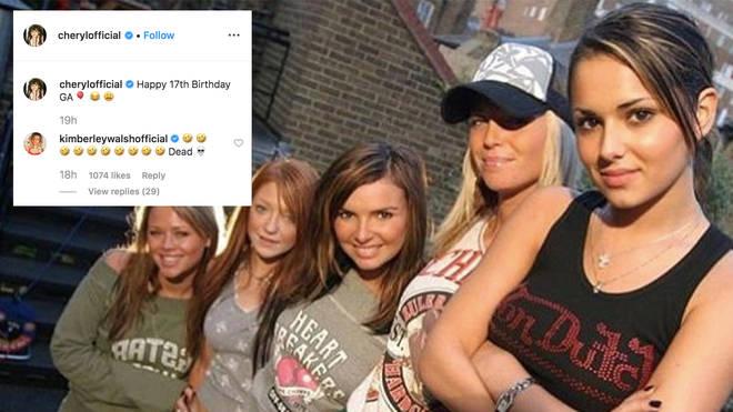 Fans call for Girls Aloud reunion
