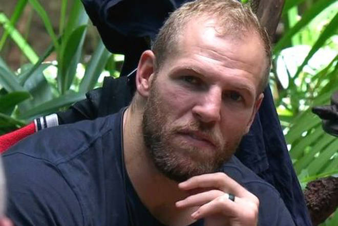 James Haskell has proved controversial with viewers