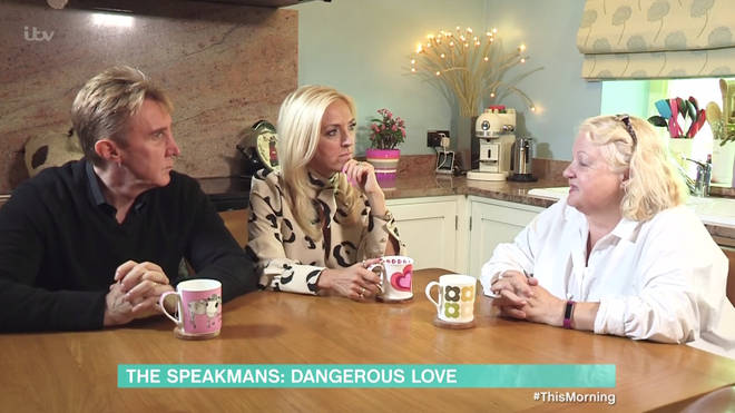Di told The Speakmans about her story