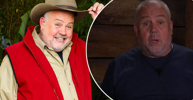 Cliff Parisi Weight Loss Ant And Dec Reveal I M A Celeb Star Has Lost One And A Half Heart