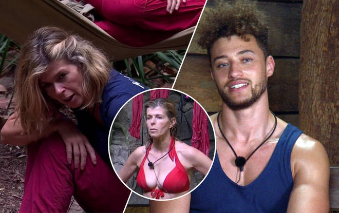 The Rak-Su singer admitted Kate was his 'TV crush'