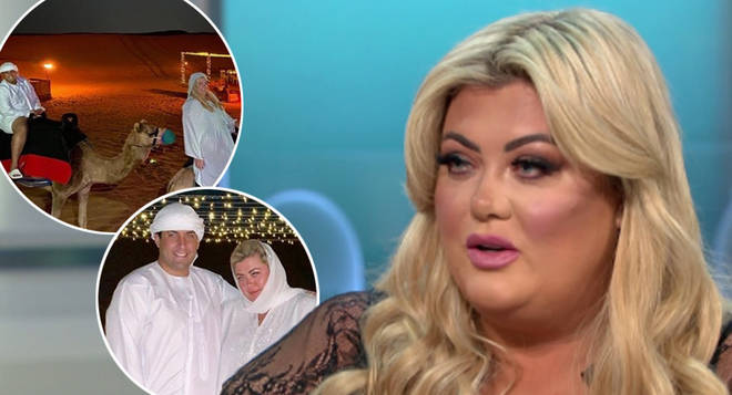 Gemma Collins and James Argent have been accused of animal abuse
