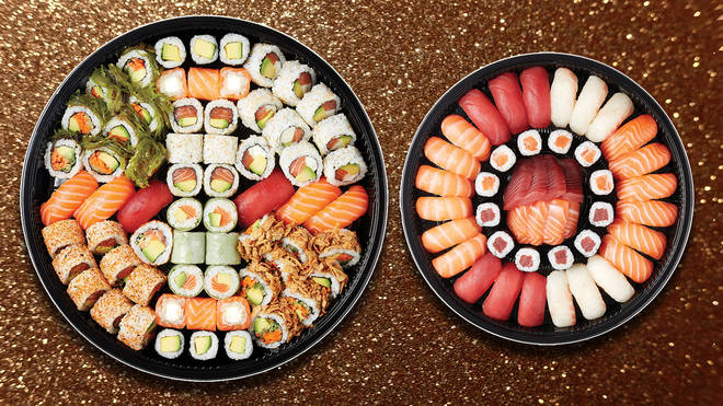 Would you serve sushi for Christmas dinner?