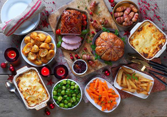 You can now buy your entire Christmas dinner for less than £26 from B&M