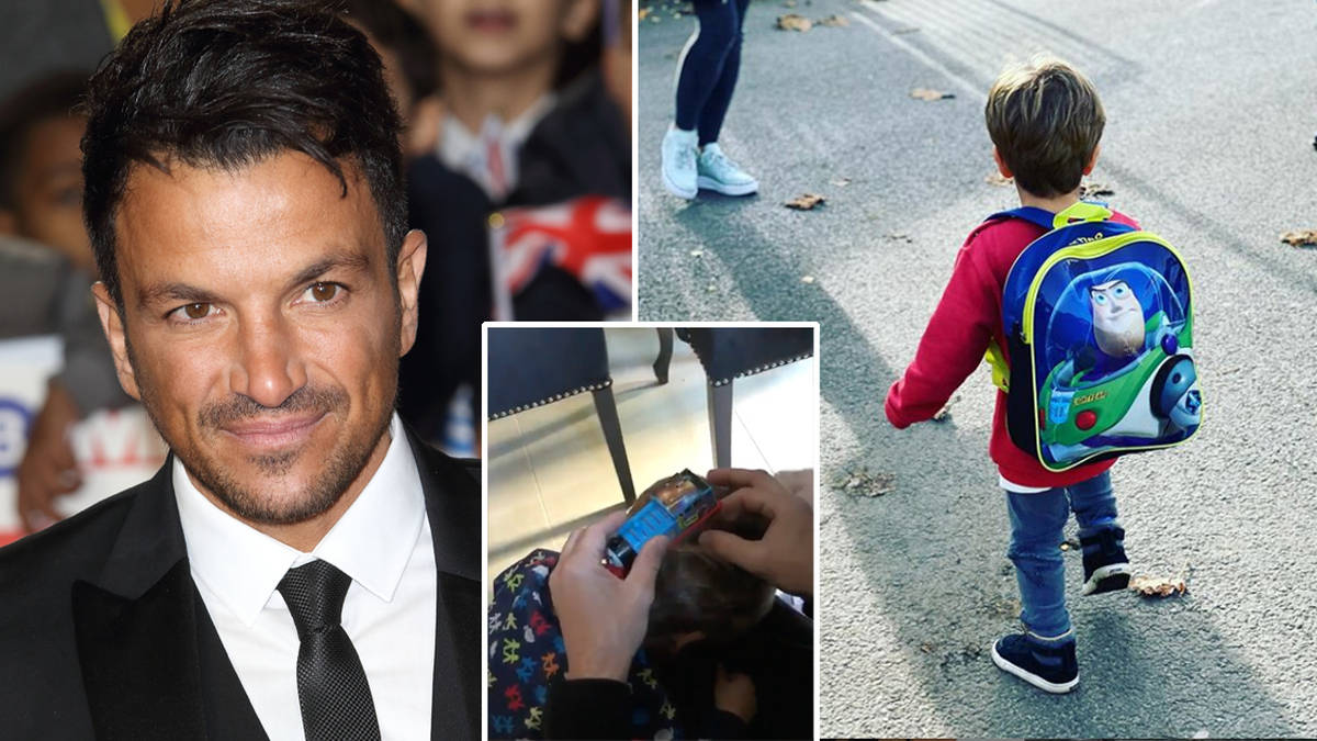 Peter Andre  cover image