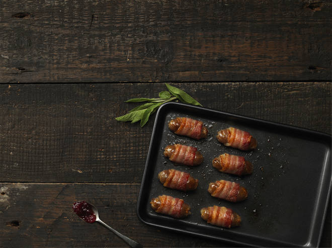 You can grab pigs in blankets for an absolute bargain price
