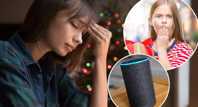 Furious mum says Amazon Alexa 'ruined Christmas' after it blurted out daughter's surprise