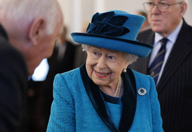 The Queen meets numerous people on her engagements