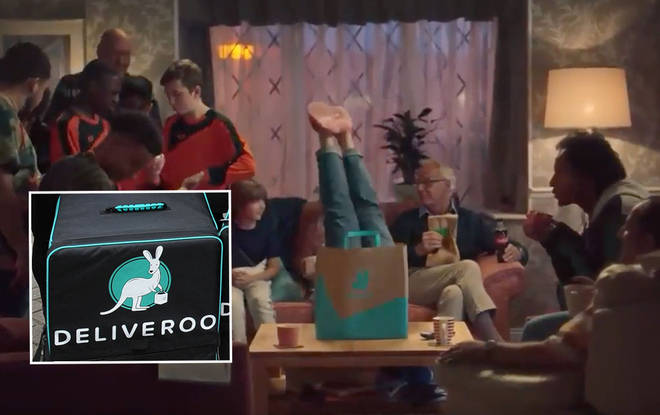 Deliveroo's latest advert banned by regulator after food delivery service misleads its customers
