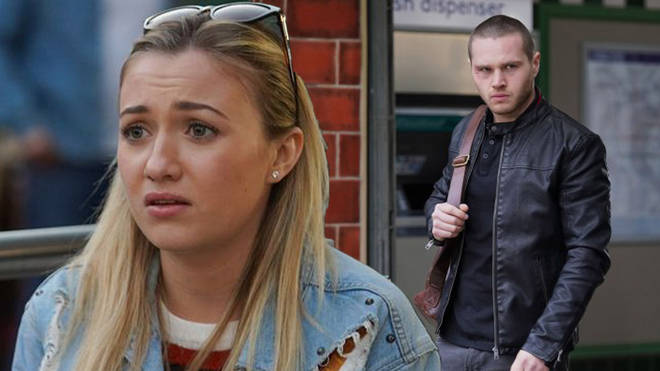 Louise Mitchell will be leaving Albert Square