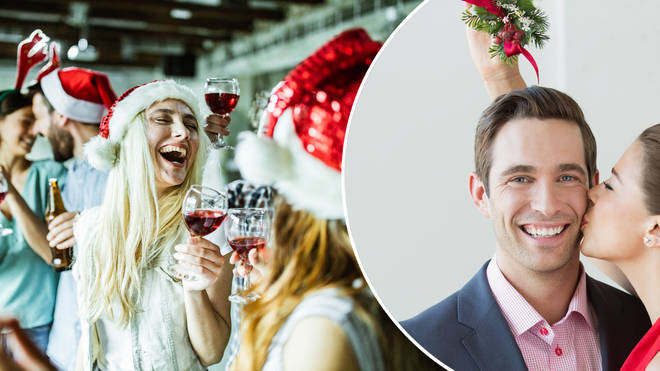 Could mistletoe soon be a thing of the past? (stock images)
