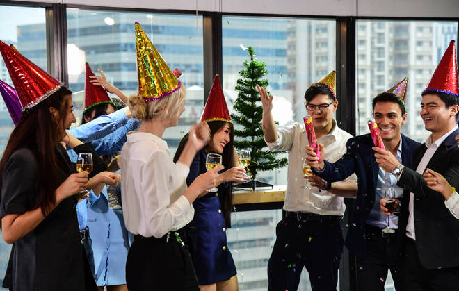 The UK is falling out of love with office Christmas parties
