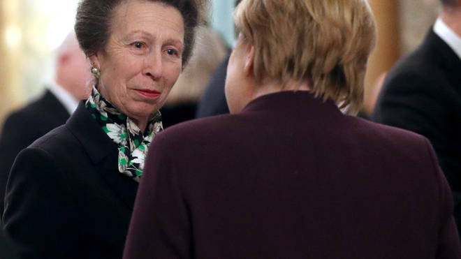 People can't stop talking about the Princess Anne moment