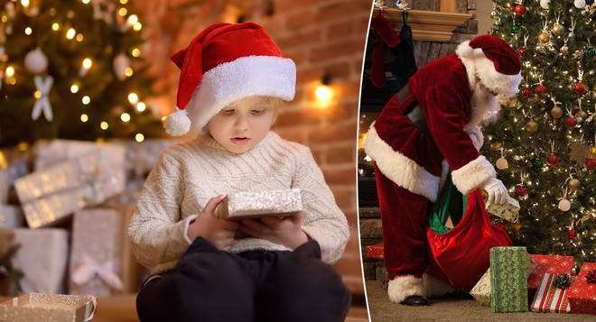 Social worker urges parents not to tell their kids expensive Christmas gifts are from Santa