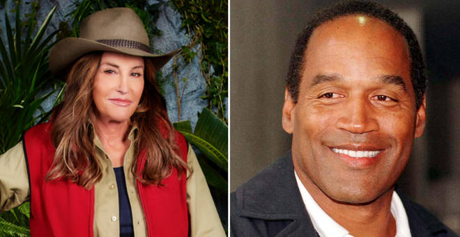 Caitlyn Jenner knew O.J. Simpson back in the nineties