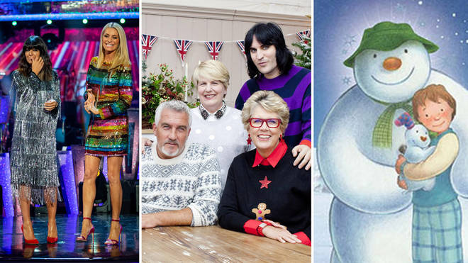 Christmas Day TV schedule 2019: All the listings and highlights from Strictly to Great British Bake Off