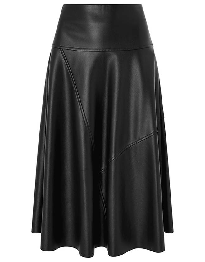 Holly's skirt is sold out