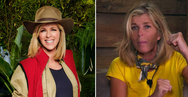 Kate Garraway is one of the remaining contestants on I'm A Celebrity.. Get Me Out Of Here!