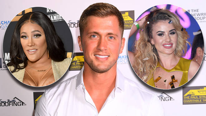 Dan Osborne has denied claims he had a wild romp with Natalie Nunn and Chloe Ayling