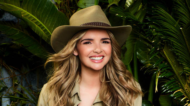 Nadine is a contestant on I'm A Celebrity... Get Me Out Of Here!