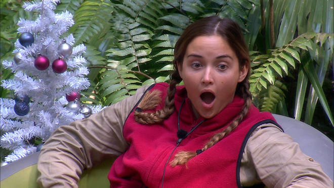 The former EatsEnders actress is a favourite to win this series of I'm A Celebrity
