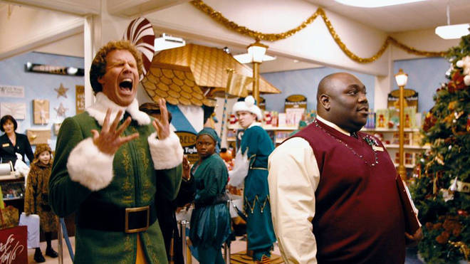 Elf has become a family favourite at Christmas