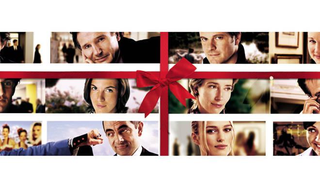 The rom-com tells the story of intertwining Christmas romances