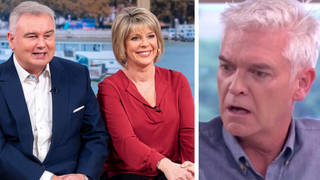 There's apparently an ongoing feud on ITV among the This Morning presenters