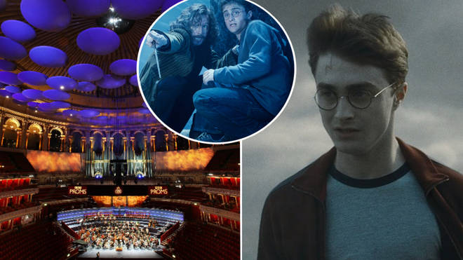 Harry Potter and the Order of the Phoenix will be screened alongside a live band.