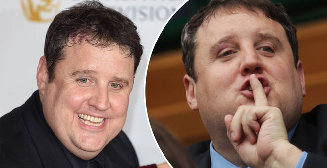 Peter Kay may soon be returning to the BBC