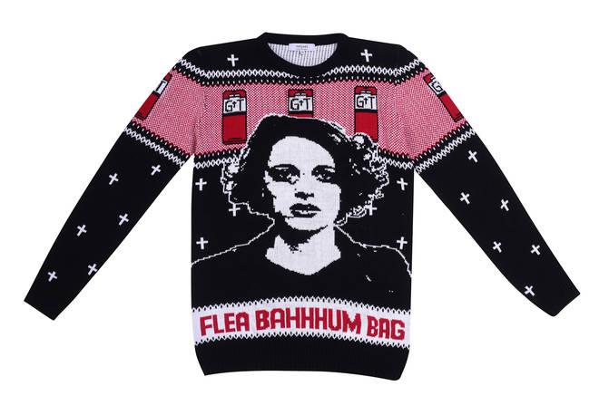 Fleabag Christmas jumper