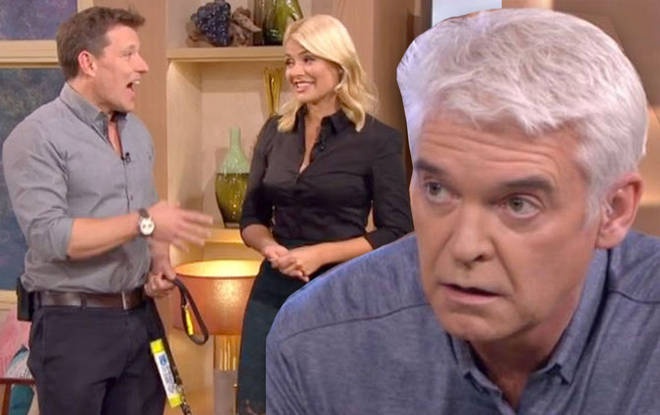 ITV bosses have considered replacing Schofield with Good Morning Britain presenter, Ben Shephard