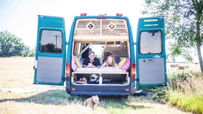 Quirky Campers offers handcrafted campervan rentals across the UK