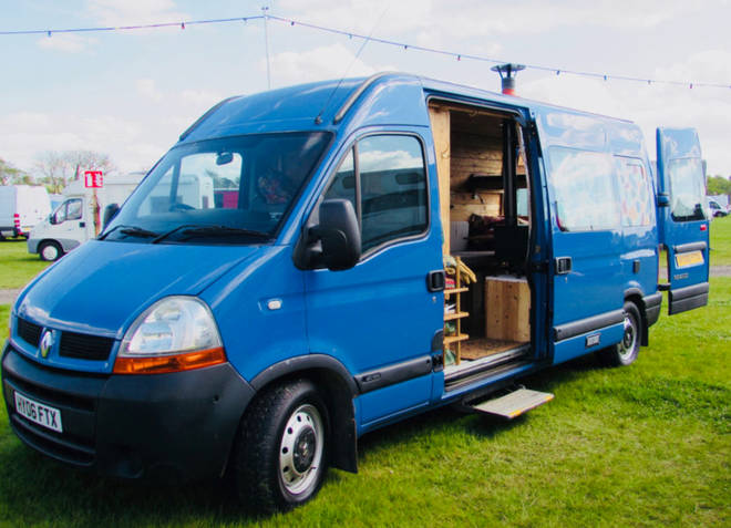 Each campervan is unique and hand-crafted here in the UK.