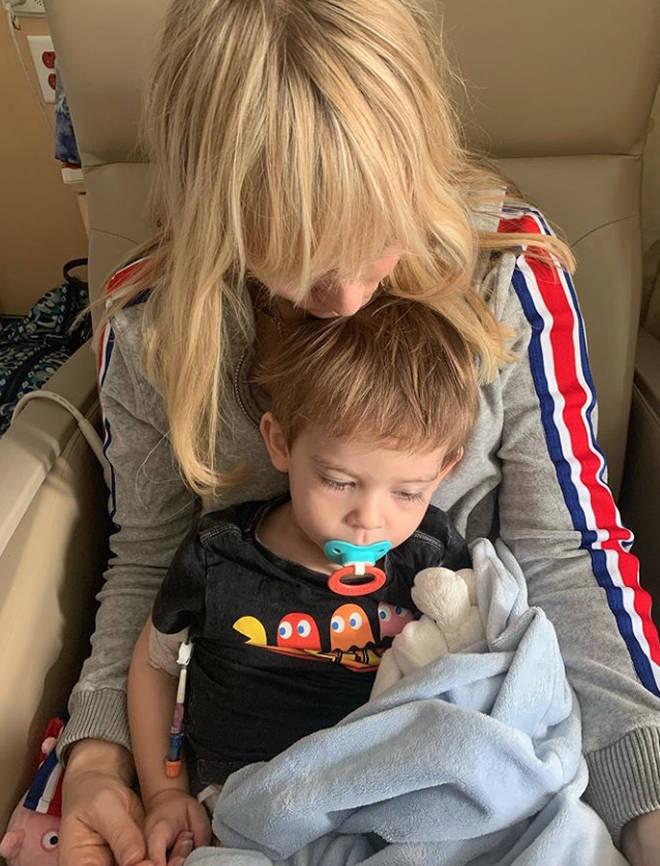 Natasha's son Solomon needs to undergo another operation