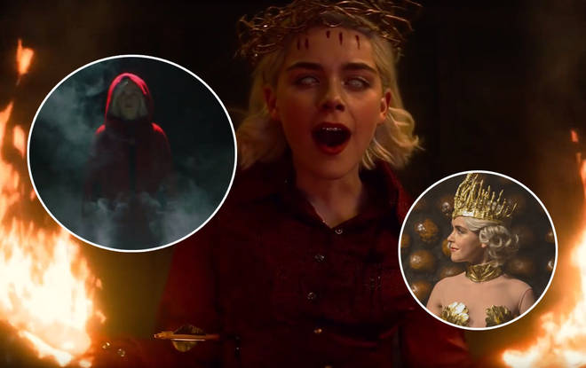Sabrina is back for another season of debauchery