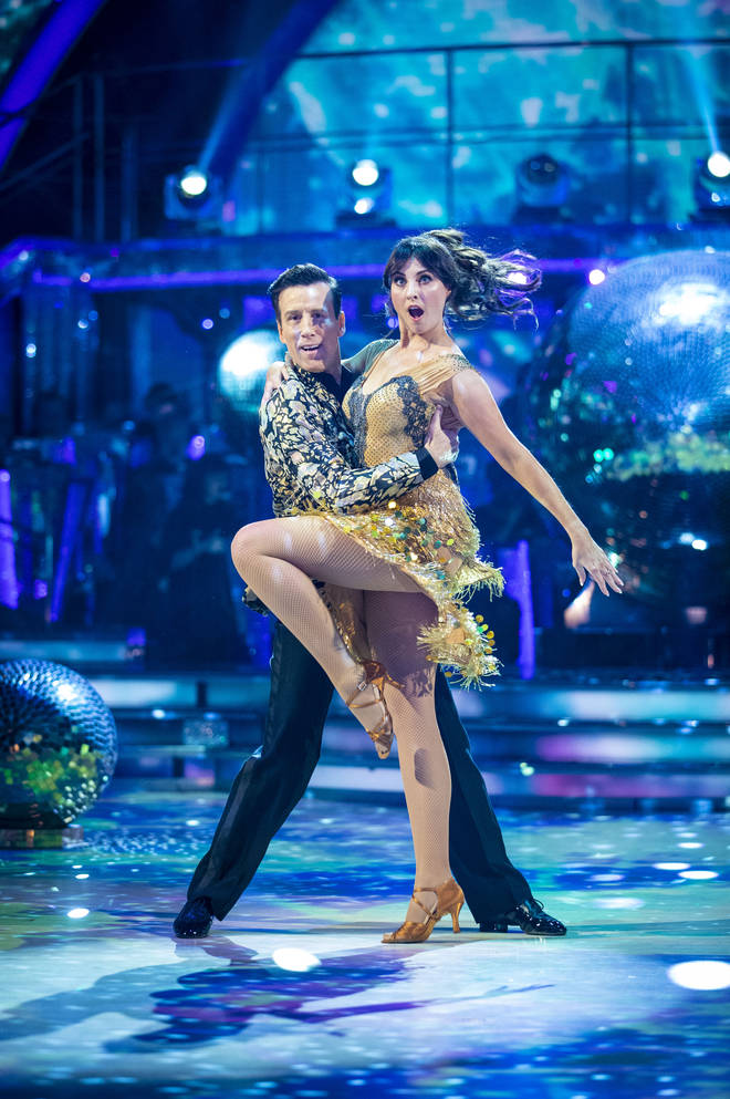 Anton has made the final with Emma after 15 years on the show