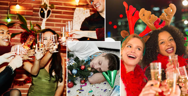 Tips and tricks to beat the hangover this festive season (stock image