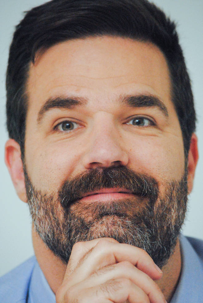 Comedian Rob Delaney will play the father of the main character