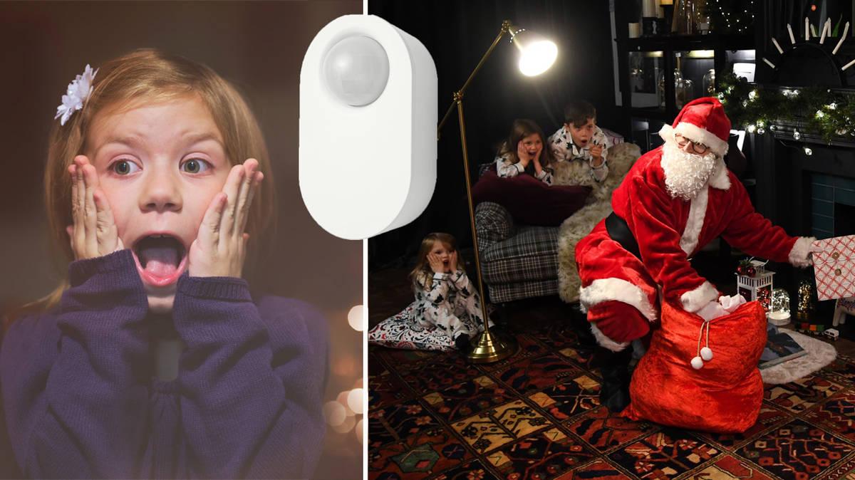 The IKEA Santa Trap will make your kids