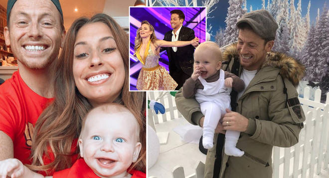 Joe Swash has opened up about family life