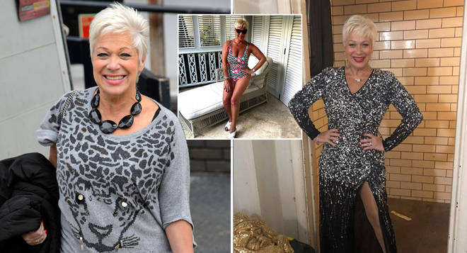 Denise Welch, 61, stuns fans with two stone weight loss in bikini snap