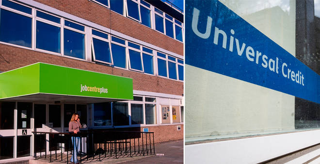 The couple claim that their Universal Credit has been slashed (stock images)