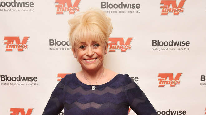 Barbara Windsor was diagnosed with Alzheimer's in 2014