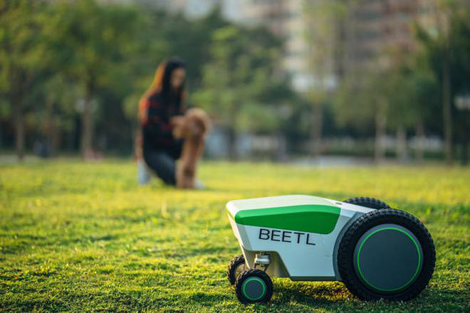 The amazing tech device will make life so much easier for pet owners