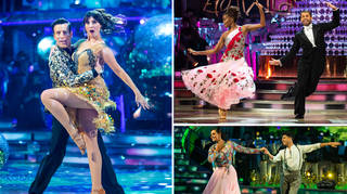 Who is favourite to win Strictly?