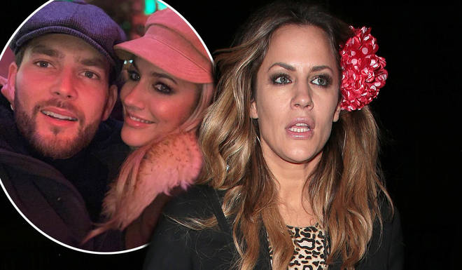 Caroline Flack arrested and charged with assault after 'row with boyfriend Lewis Burton'