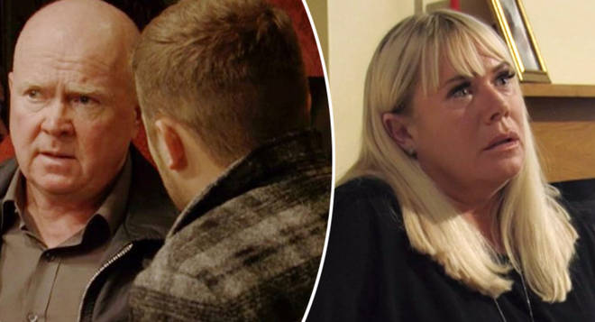 EastEnders spoilers: Phil Mitchell vows revenge after discovering Sharon's baby secret in shock twist