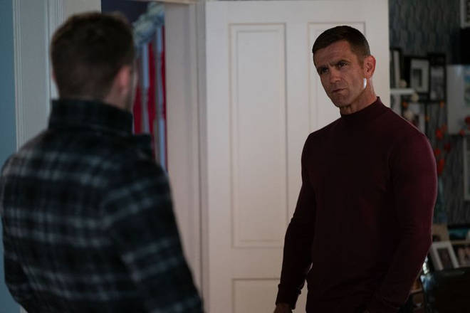 Ben confronts Jack about the affair rumours